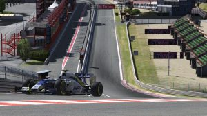 iracing spa mclaren mp4-30